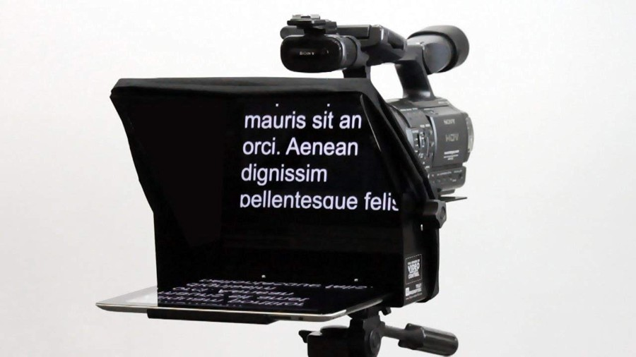 teleprompter ipad